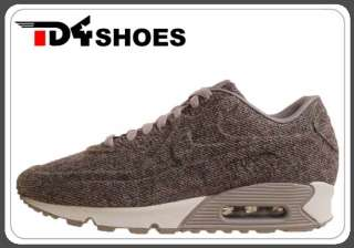 Nike Wmns Air Max 90 VT Medium Grey Carpet Tweed Womens Casual Shoes