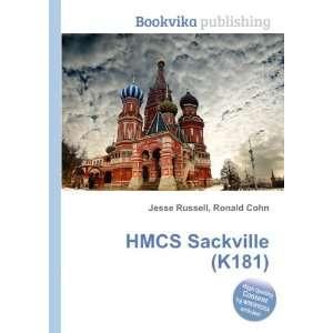 HMCS Sackville (K181) Ronald Cohn Jesse Russell Books