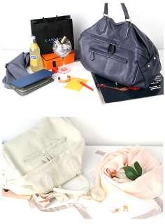 MADE IN KOREA]NWT Genuine leather SOPHIA satchel,tote shoulder bag