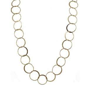 MELISSA JOY MANNING  Large Link Necklace: Jewelry