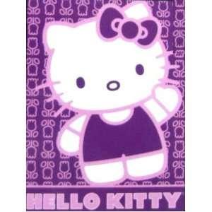 Blanket 60in x 80in   Royal Plush   Sanrio Blanket Hello Kitty   Hello