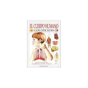 : CUERPO HUMANO CON STICKERS (9789875794320): SILVIA PALERMO : Books