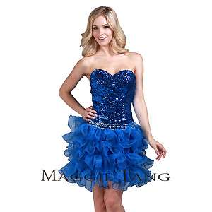 Homecoming Graduation Sweet 16 Prom Party Ball Dress