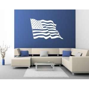 American Flag   Vinyl Wall Decal