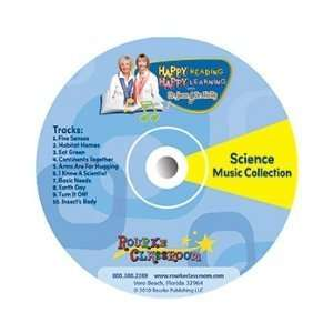 Dr. Jean Science (10 Songs) (Happy Reading Happy Learning