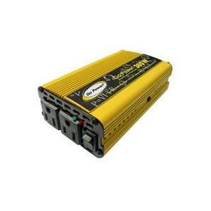 Power Gp 300 12 Volt 300 Watt Modified Sine Wave Inverter: Automotive