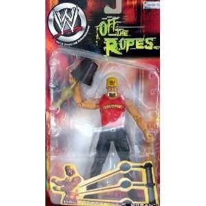 HOLLYWOOD HULK HOGAN   WWE Wrestling Exclusive Off the