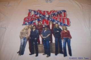 LYNYRD SKYNYRD Tour 2006 NEW T SHIRT S