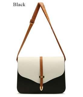 NEW FASHION GIRLS SATCHEL SIMPLE PURSE BAG WOMENS HANDBAG DESIGNER