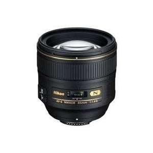 Nikon 85mm f/1.4G IF AF S Nikkor Lens   Gray Market