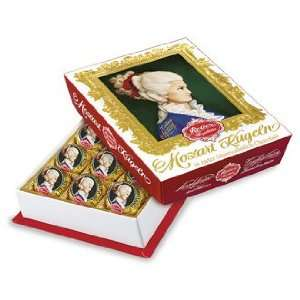 Reber Mozart Kugeln Constanze Medium Portret, 12 pieces: