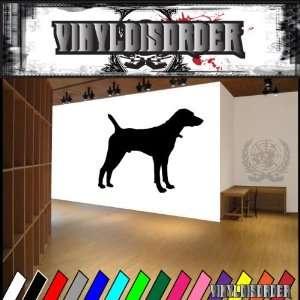 Dogs Sport Gun Dog 3 Vinyl Decal Wall Art Sticker Mural
