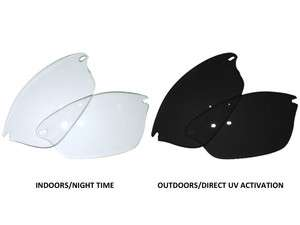 OAKLEY FAST JACKET TRANSITIONS® PHOTOCHROMIC SOLFX™ ACCESSORY