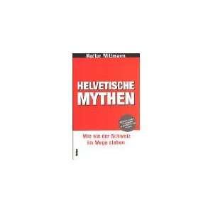 sie der Schweiz im Wege stehen (9783719313289) Walter Wittmann Books