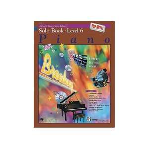 Alfreds Basic Piano Course Top Hits Solo   Piano   Book
