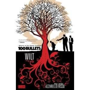 100 Bullets Vol. 13 Wilt [Paperback] Brian Azzarello Books
