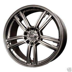 17 ENKEI KLAMP BLACK RIMS WHEELS PRIUS CELICA COROLLA