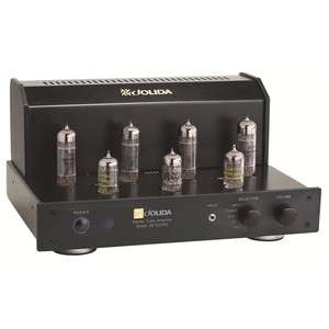 Jolida Audio   JD102CRC   Integrated Stereo Tube Amplifier in Black