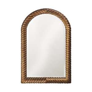 Montreal Mirror with Antique Copper Finish
