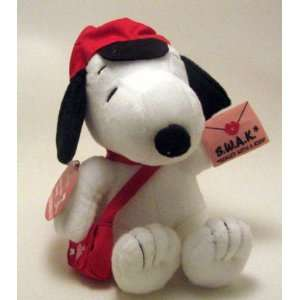 Day VTD5011 Sealed with a Kiss Snoopy Plush: Everything Else