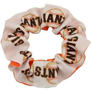 San Francisco Giants Hair Scrunchie