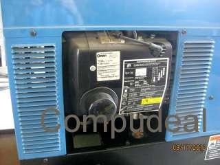 Miller Bobcat 225NT CC/CV AC/DC 8500w Portable Generator/ Welder. VG