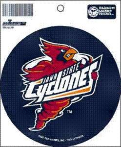 Iowa State Cyclones NCAA Decal Sticker