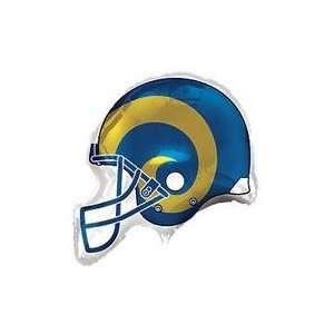 St. Louis Rams Helmet Balloon   NFL licensed Sports