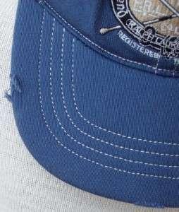 Lauren PRL polo hat cap small medium old royal $39 nwt canoe