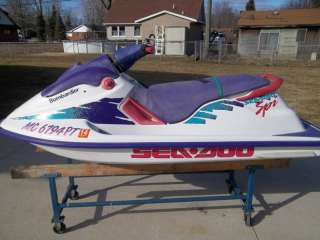 1994 Sea Doo Bombardier Xp http://www.pic2fly.com/1994+Sea+Doo+Bombardier+Parts.html
