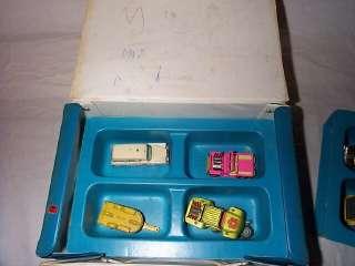 1970 HOT WHEELS RRRumblers ROARIN 8 COLLECTORS CASE NO. 5847 USA