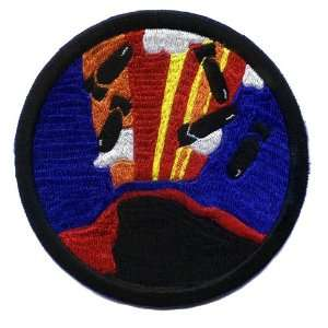 23rd Bomb Squadron Large 5.25 Patch