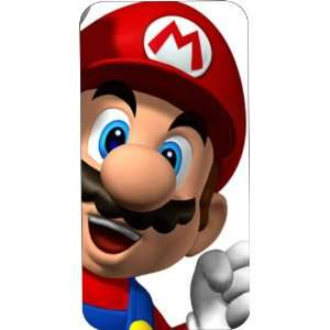 Clear Hard Plastic Case Custom Designed Its Me, Mario iPhone Case for