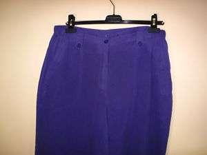 Marina Rinaldi Silk Pants Elastic Waist MR21/12 14W NWT