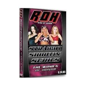 ROH Straight shootin the Women of Honor Dvd! Ring of