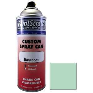 12.5 Oz. Spray Can of Turquoise Gray Poly Touch Up Paint
