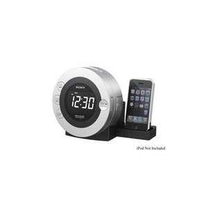 SONY   CD Clock Radio for iPod / iPhone (ICF CD3iPSIL