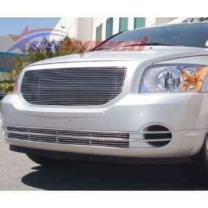 Dodge Caliber Polished Billet Grille 1PC   T Rex