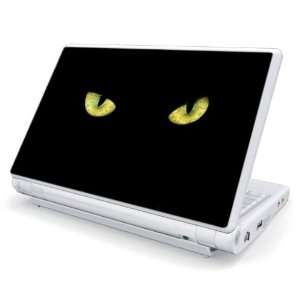 Cat Eyes Design Skin Cover Decal Sticker for Dell Mini 10