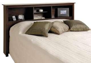 Double /Full / Queen Size Bed Headboard   Espresso  NEW