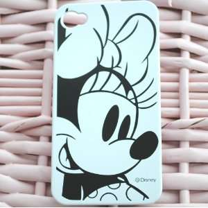 Minnie Mouse Draw and Paint Fushion Black and White IPhone