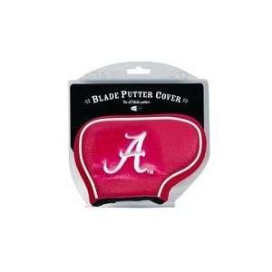 Alabama Crimson Tide Golf Blade Putter Cover (Set of 2
