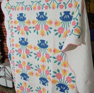FLOWER BASKET QUILT PATTERNS - Lena Patterns