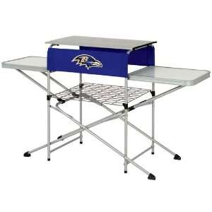 Baltimore Ravens NFL Tailgating Table by Northpole Ltd