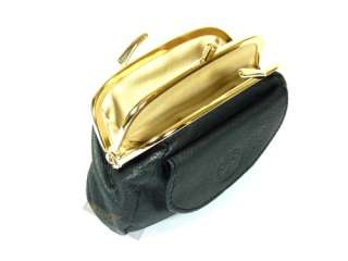 Ladies Quality soft Leather Clasp Purse Black Pink Red & more Coin