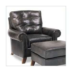 Sturgis Dark Brown Distinction Leather Ashley Chair (multiple finishes