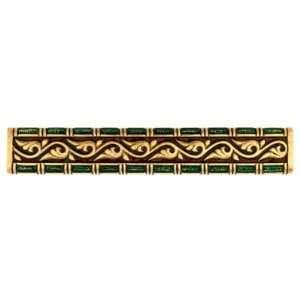 Emenee FAB1007 RG, Pull, Faberge Frame, Russian Gold Home