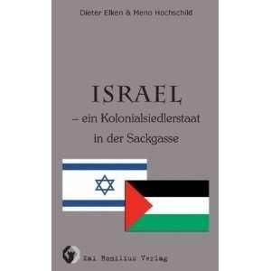 : Meno Hochschild Dieter Elken: 9783897064058:  Books