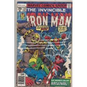 Iron Man #114 Comic Book