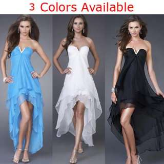 pretty womens long cocktail evening party gown formal dress
